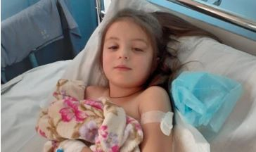 Дівчинка з Рахівщини потребує термінової допомоги (ФОТО)