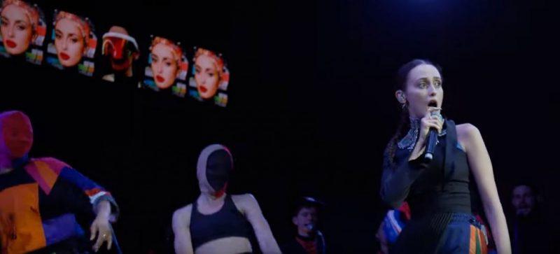 """""""Мій кращий музично-сексуальний досвід"""": закарпатська бітанґа Аліна Паш """"запалила"""" на Brave! Factory Festival 2019 (Відео)"""