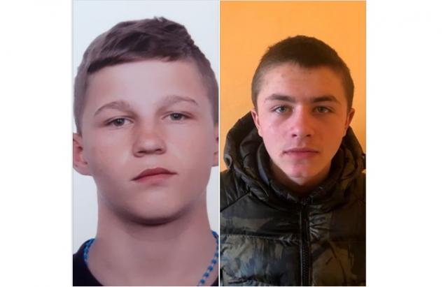 На Закарпатті розшукують 16-річних юнаків, які зникли два дні тому