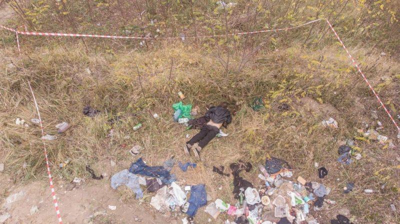 """""""Вбили і викинули на сміття"""": на пустирі сестра знайшла напівроздягнений труп свого брата (ФОТО)"""