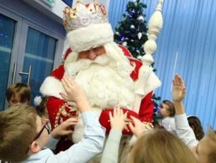 На святі в дитсадку помер Дід Мороз