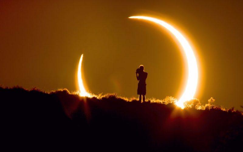 26 грудня людство стане свідком потужного сонячного затемнення