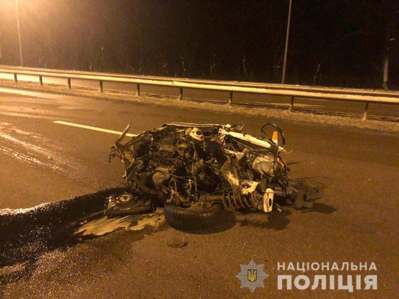 Загинула дитина: моторошна ДТП на трасі Київ-Чоп (ФОТО)