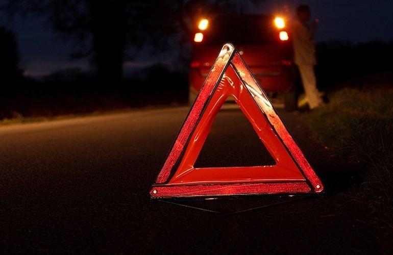 На Іршавщині сталася аварія (ВІДЕО)