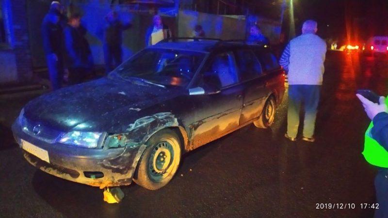 Без посвідчення та нетверезий: на Іршавщині горе-водій став причиною ДТП (ФОТО)