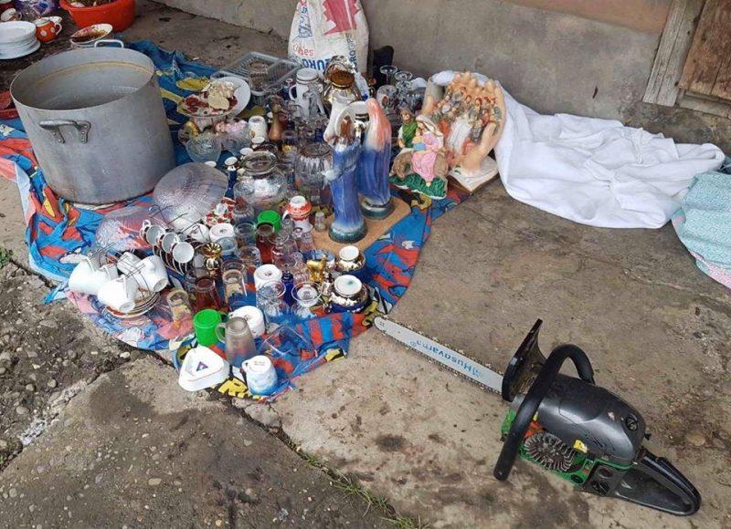 На Берегівщині затримано серійних злочинців (ФОТО)