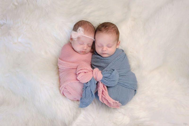 На Закарпатті знову народилися двійнята