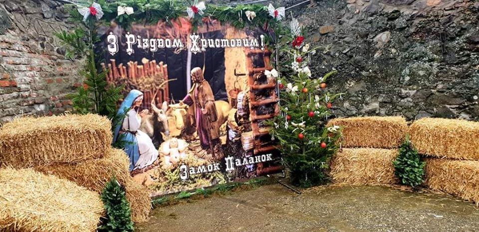 Картинки по запросу У Мукачівському замку відсвяткували Різдво