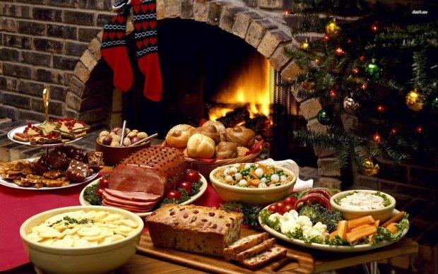 Стіл на католицьке Різдво 2019 : обов'язкові страви