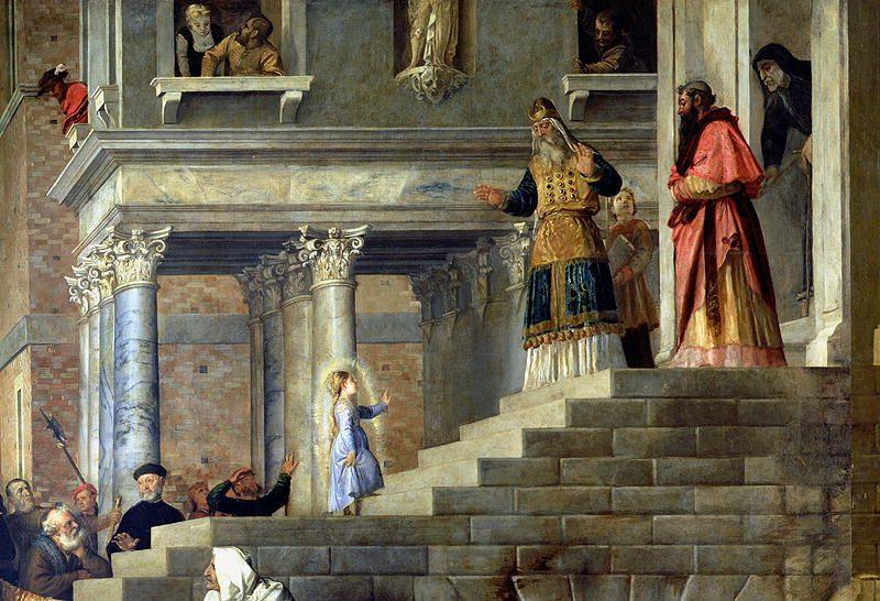 4 грудня — День Введення в храм Пресвятої Богородиці: що не можна робити цього дня
