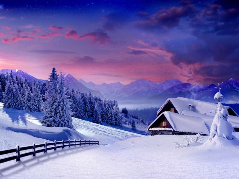 Завтра на Закарпатті сніжитиме у горах, мороз до -6°