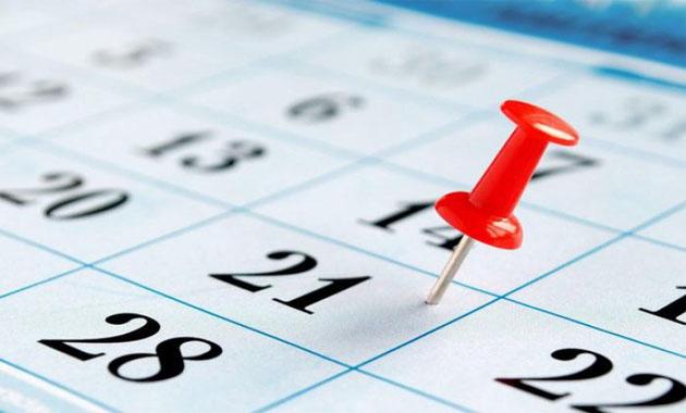 Вихідні дні у 2020 році: з'явився календар свят