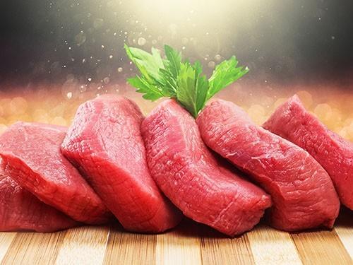 Ціни на різні види м'яса перед Новим роком