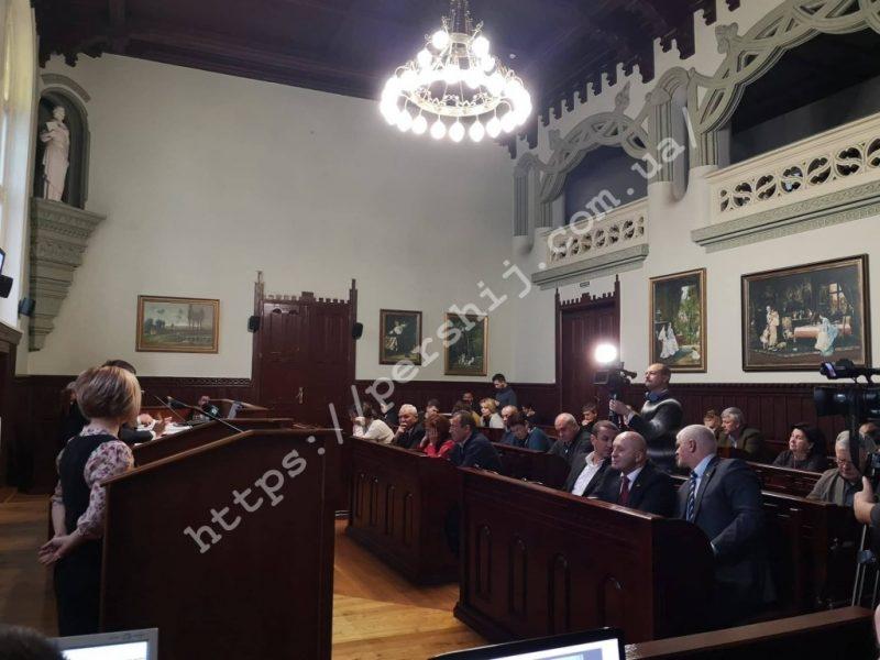 Нові назви важливих об'єктів: на черговій сесії Мукачівської міської ради змінили найменування закладів (ФОТО)