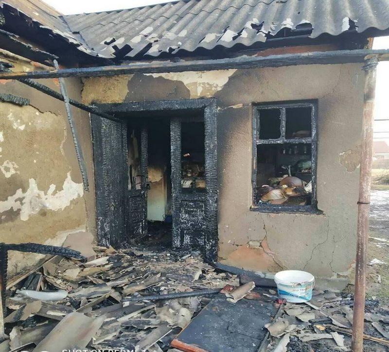 Будинок, гараж, авто: на Закарпатті  вогонь завдав чимало лиха людям