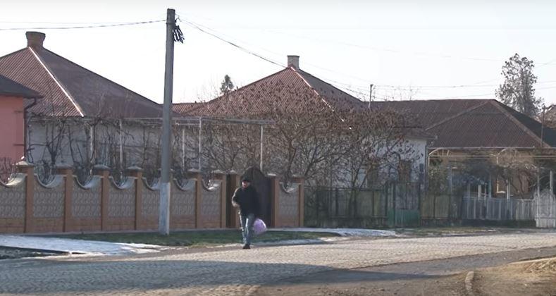 Землетрус на Виноградівщині зафіксували камери спостереження (ВІДЕО)