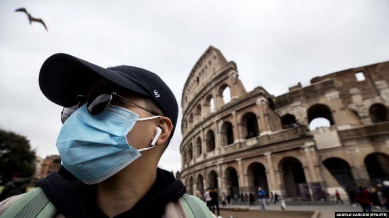 В Італії зафіксована перша смерть європейця від коронавірусу, ізольовано 10 міст