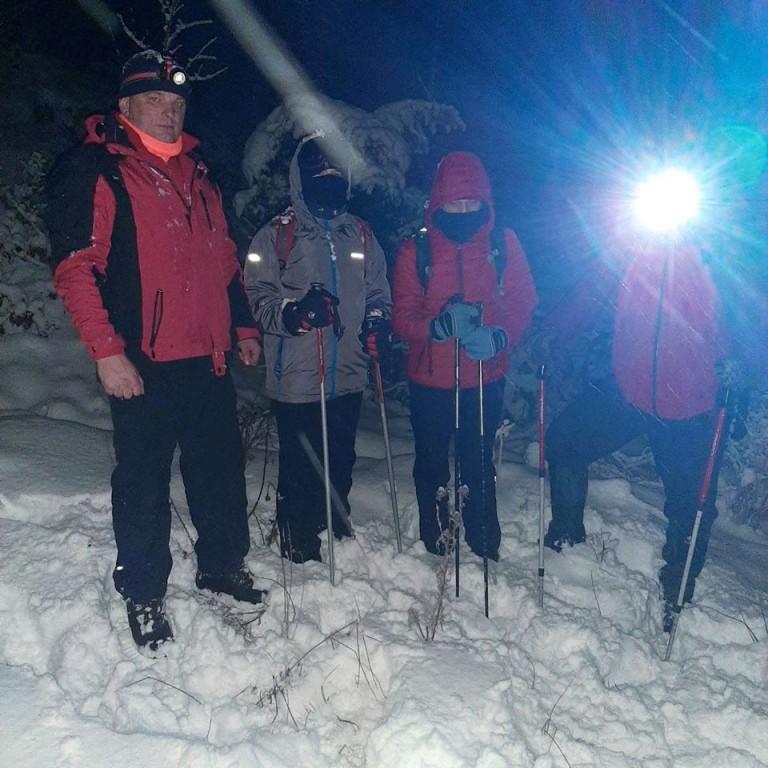 Туристи з Полтави заблукали в горах Рахівщини (ФОТО)