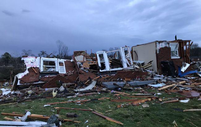 Торнадо у США знищило будинки й забрало життя (ФОТО)