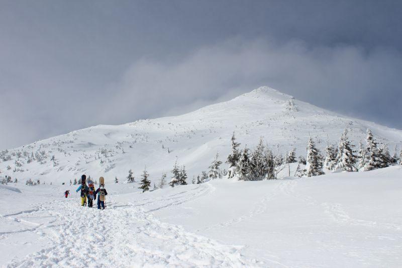 Свято запам'ятається: 8 березня в горах Рахівщини заблукав столичний турист