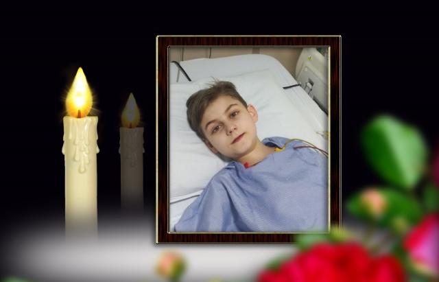 Сумна звістка: помер 9-ти річний хлопчик із Закарпаття