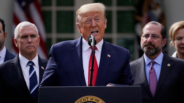 Трамп оголосив надзвичайну ситуацію у США: Європа стала епіцентром пандемії коронавіруса