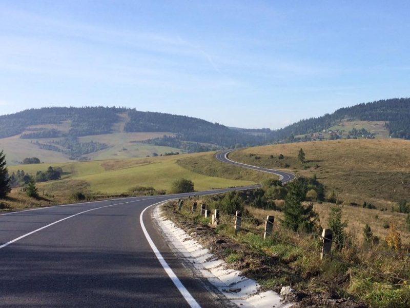 Карантинні обмеження: на Закарпатті перекривають дві дороги державного значення