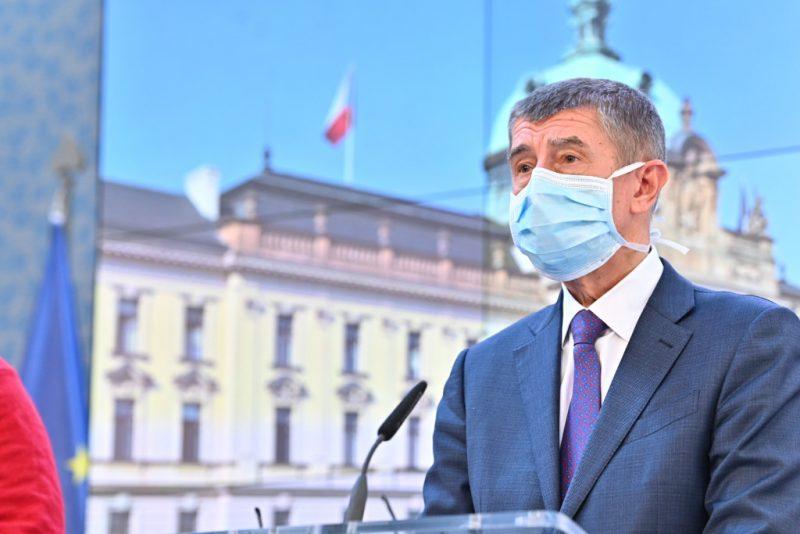 Заява прем'єр-міністра: надзвичайний стан в Чехії можуть продовжити ще на 30 днів