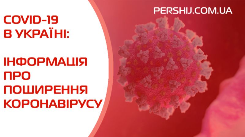 COVID-19 в Україні: кількість хворих та жертв вірусу зросла