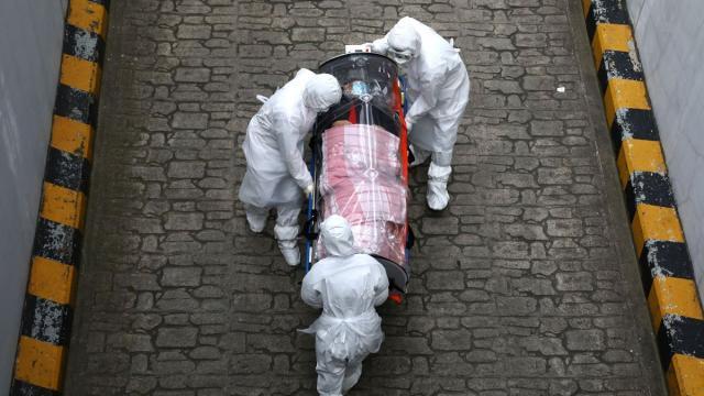 Як будуть ховати людей у випадку смерті від коронавірусу