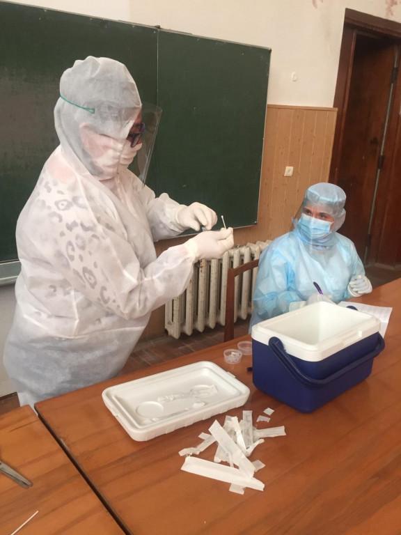 В Ужгороді підтверджено ще 4 випадки захворювання на COVID-19