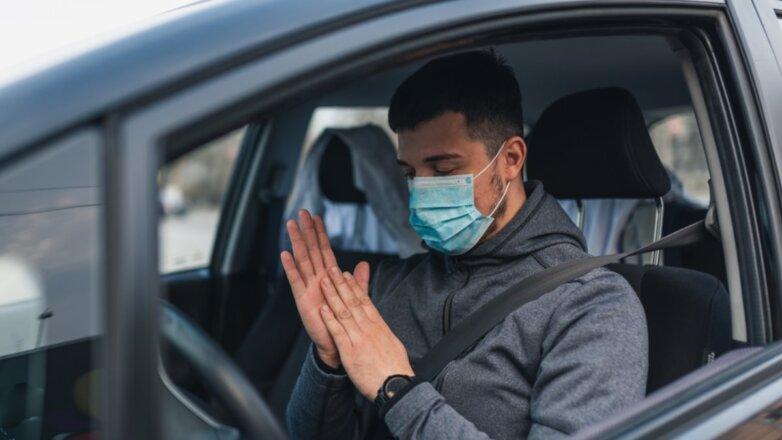 Посилення карантину: скільки людей можуть їхати в автомобілі