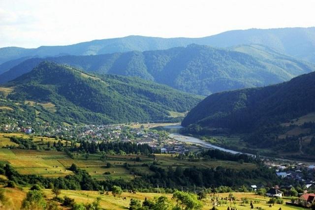 Буковинка – найвисокогірніший населений пункт України