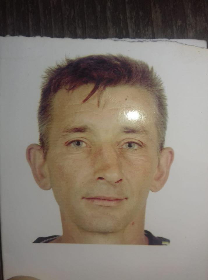 Рідні розшукують закарпатця, який зник у Чехії (ФОТО)