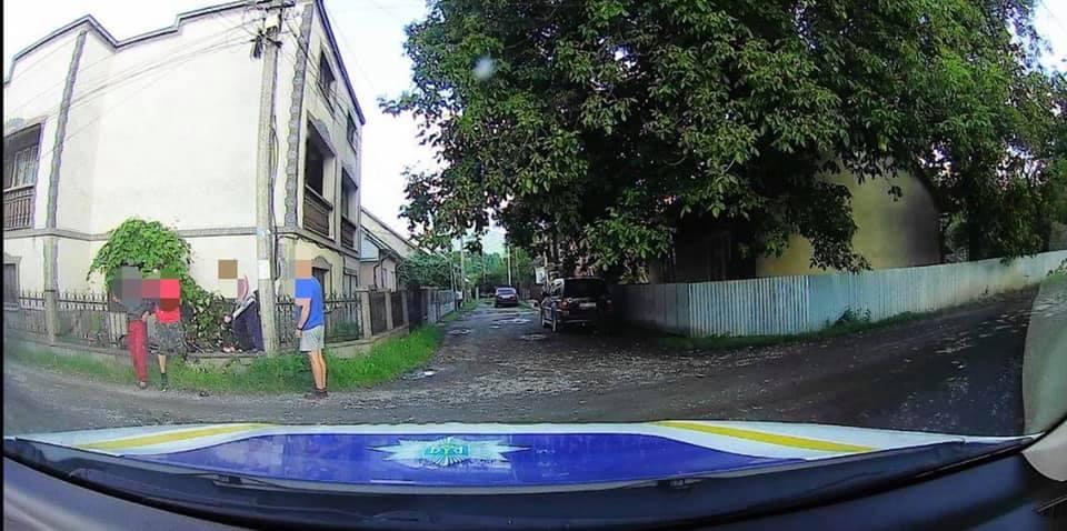 ДТП на Рахівщині: офіційні подробиці від поліції (ФОТО)