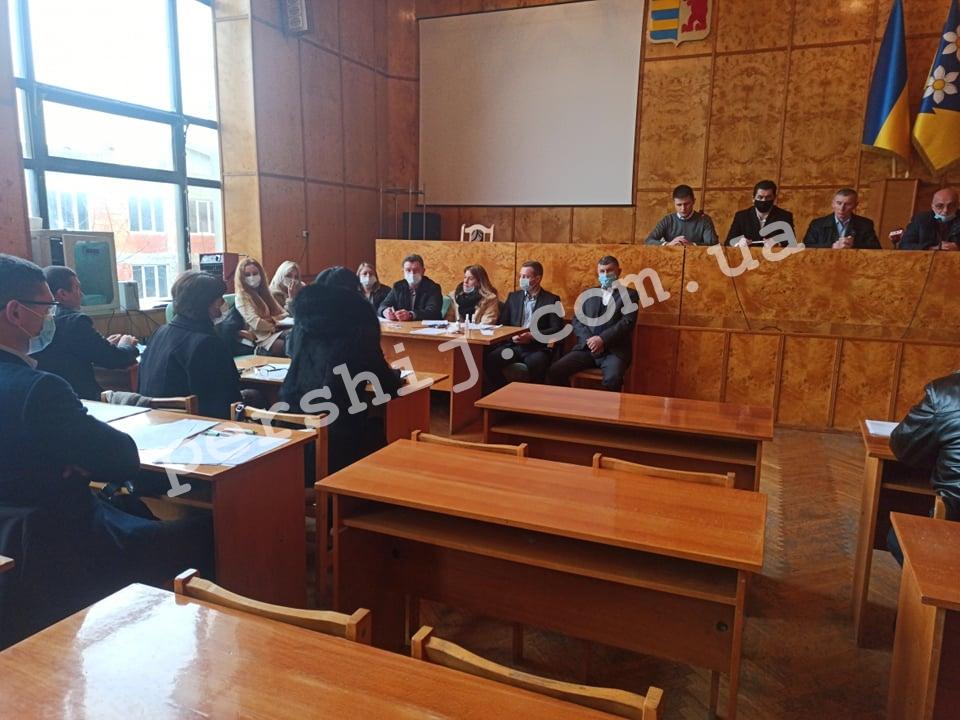 Слуги об'єдналися з Європейцями: Хустська райрада має нового голову