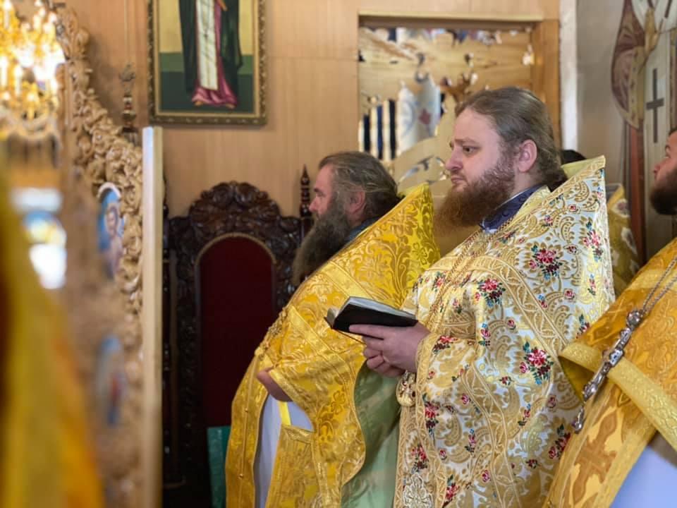 Ракошинський монастир відзначив 20-ту річницю із часу заснування (ФОТО)