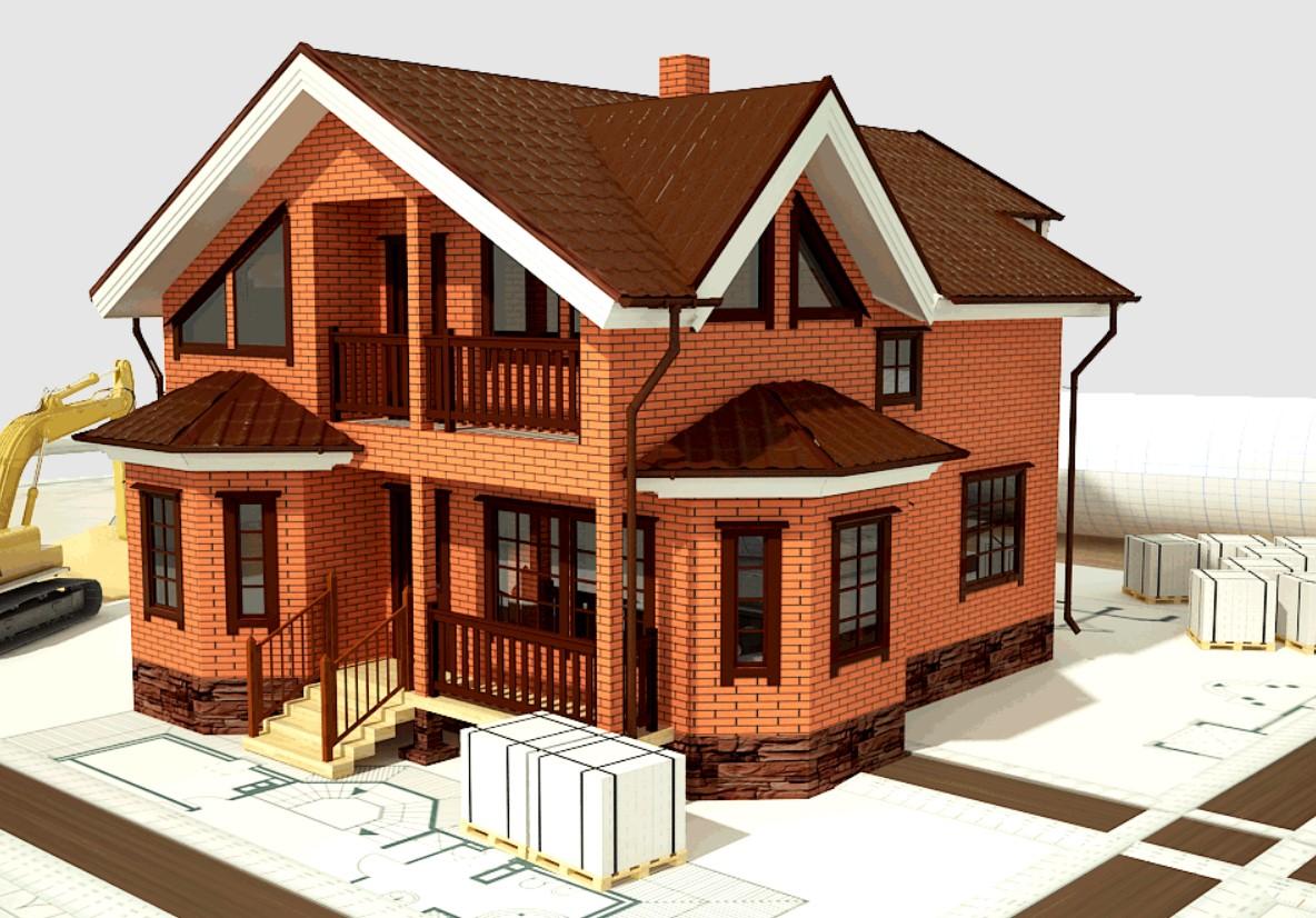 Будинок з цегли – надійність, перевірена часом