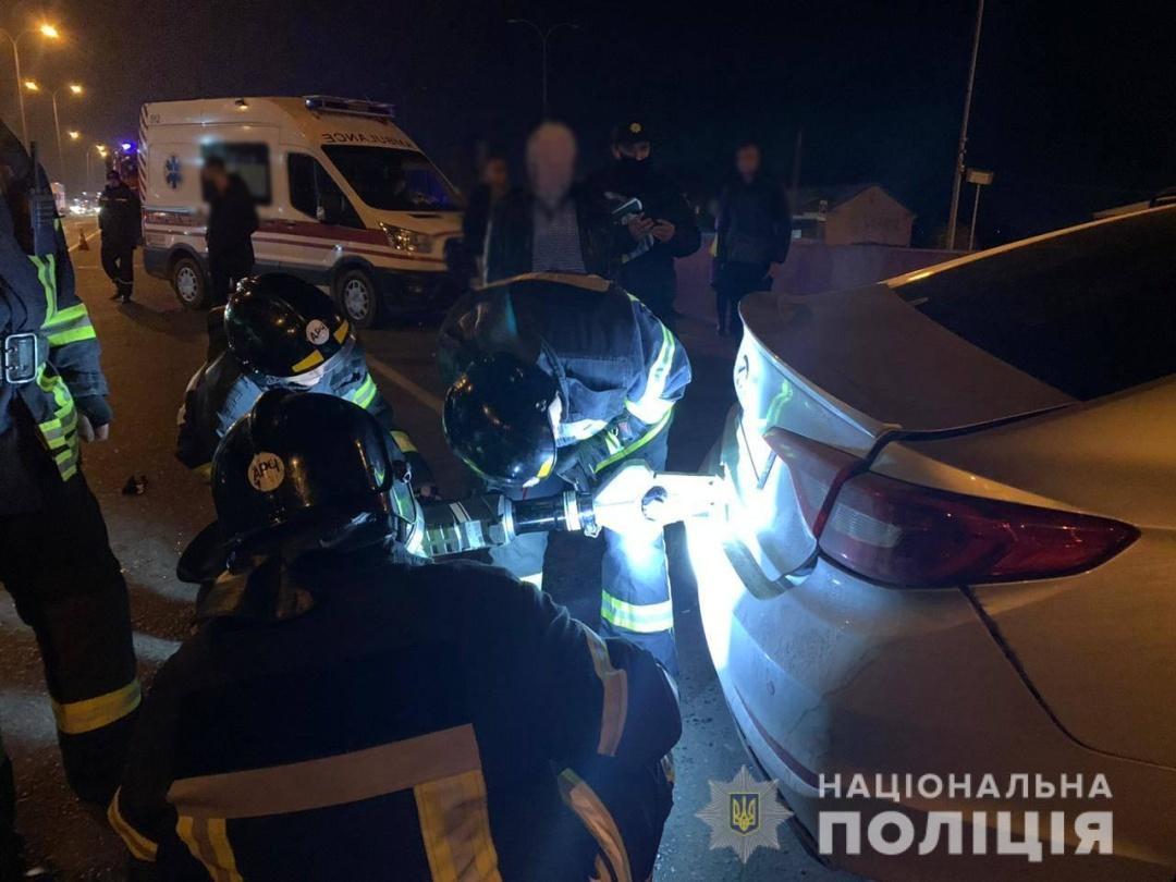 Смертельна ДТП за участю патрульного авто сталася на трасі Київ-Одеса (ФОТО, ВІДЕО)