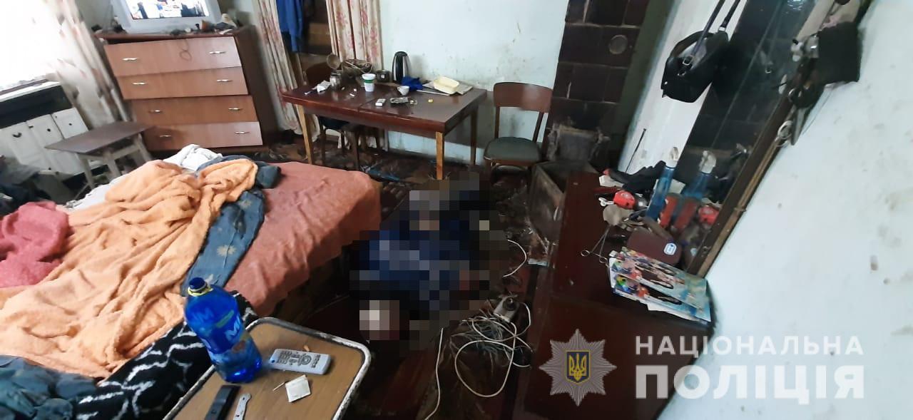 В Хусті чоловік вбив свого товариша й сам подзвонив у поліцію (ФОТО)