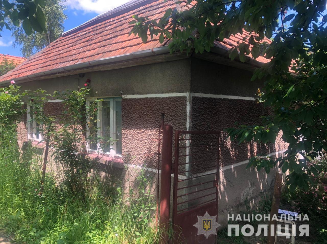 На Закарпатті поліцейські оперативно розкрили крадіжку майна з приватного будинку місцевого жителя (ФОТО)